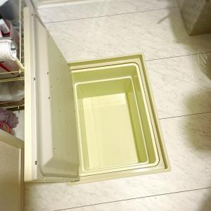 【床下収納】浴室編〜仕切りボックスの代用品。