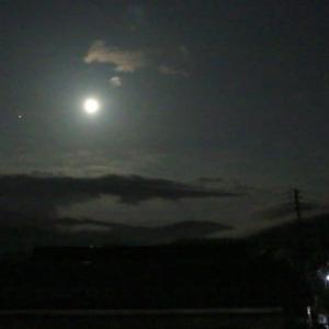 七月の満月