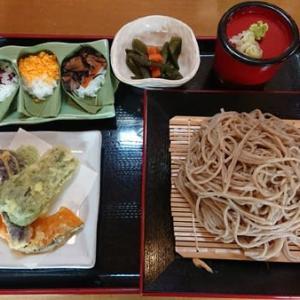 休日の昼食