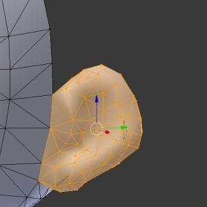 vroid studio blenderでテクスチャの再設定方法6