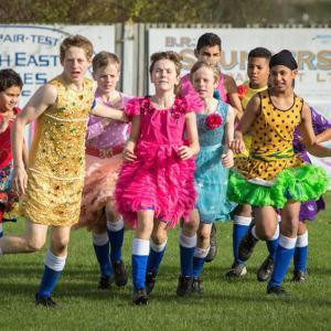 読書 The Boy in the Dress