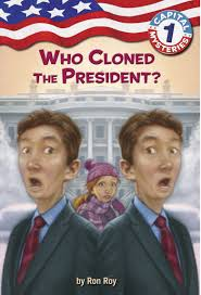 読書 Who Cloned the President?