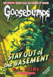 読書 Stay Out of the Basement