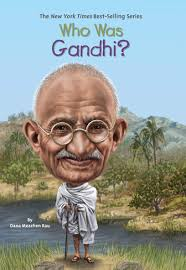 多読 Who Was Gandhi?