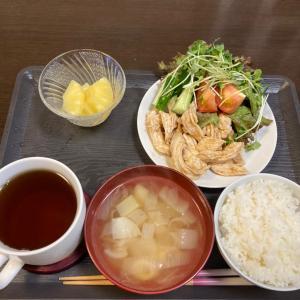 棒棒鶏定食(^^)ダイエット定食(^^)
