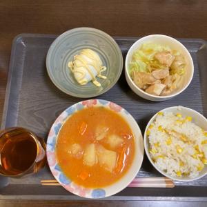 夏休みご飯(^^)