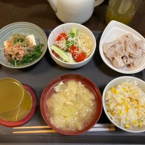 豚しゃぶ定食(^^)ダイエット定食(^^)