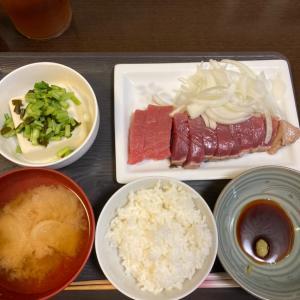 ダイエット定食(^^)お刺身定食(^^)500(^^)
