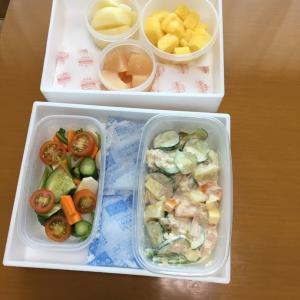 笹原さんのお惣菜セット発送しました(^。^)