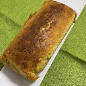 ホットケーキミックス使用パウンドケーキ
