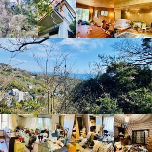 10日後開催!熱海の高台にある海遠望の隠れ家の予約制内覧会