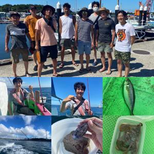 休日は…釣りが最高!