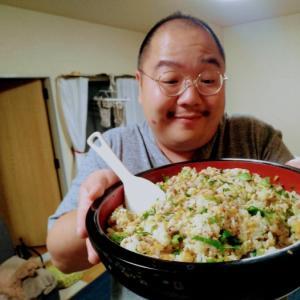 ぼんちゃんの奥さんレシピ、飲めるほど美味しい混ぜご飯♪