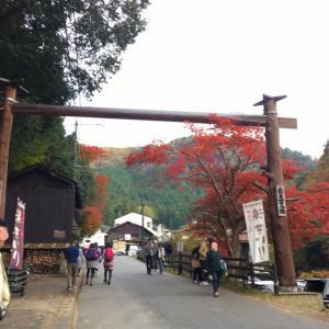 関西4DNツーリング 赤目四十八滝