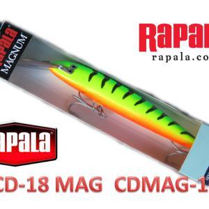 ラパラ カウントダウンマグナム CDMAG-18 入荷