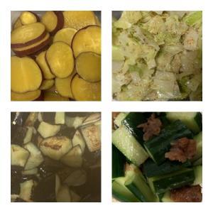 常備菜(作り置き野菜料理)