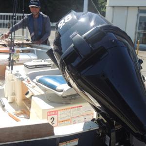 中古ゴムボートの売り物、出ます。(近日中)こうご期待(^^♪