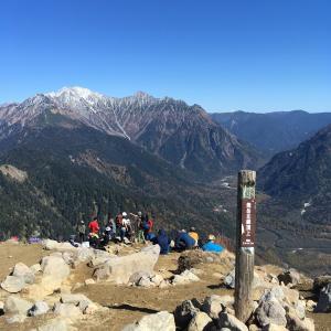【2018年10月】焼岳登山-おすすめのルートや時期など-