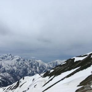 [2018年4月]残雪の唐松岳日帰り登山-装備やアクセスなど-