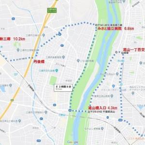ジョギング 第92週【7/15,22】