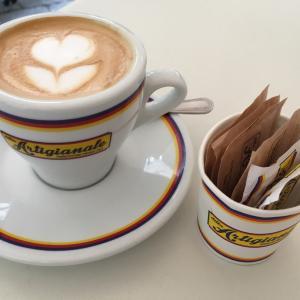 予定外続出でも楽しむ 制限明けの一人カフェ