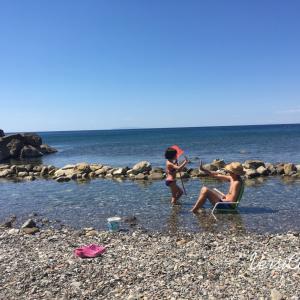 イタリア的海辺の暮らし