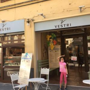 次女との久しぶりのジェラートはチョコレート屋さんヴェストリにて
