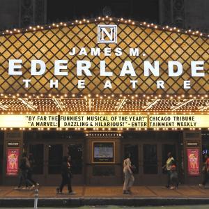 シカゴ 都市のスナップ写真 その2 劇場エリア