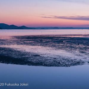 糸島半島の冬 海の風景 その3