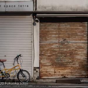 自転車スナップ写真 その4 昭和レトロ編