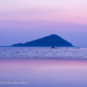 糸島海景 様々な色の風景