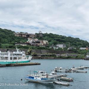 長崎県池島 廃墟化進行中の旧炭鉱の島 1 序章