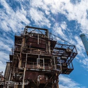 長崎県池島 廃墟化進行中の旧炭鉱の島 2 池島火力発電所