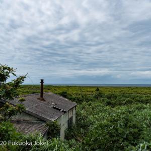 長崎県池島 廃墟化進行中の旧炭鉱の島 6 旧居住地