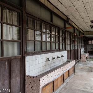 福岡情景 博多南のレトロなスナップ写真 2021年6月