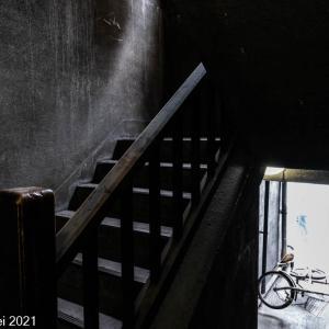 福岡情景 店屋町ビル 福岡市最古の鉄筋コンクリートのビル 中編