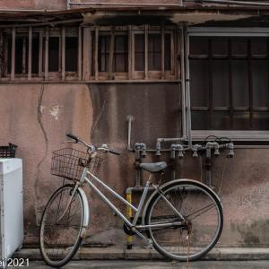 福岡情景 中央区清川 昭和レトロな路地裏風景 前篇