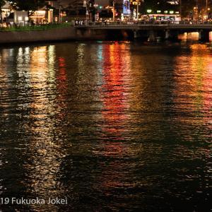 福岡スナップ写真 夜の中洲界隈