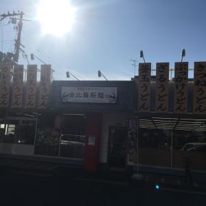 ワンコイン★かけうどん280円[青木・金比羅製麺 神戸青木店]
