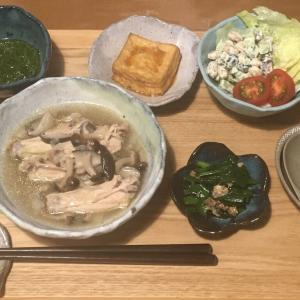 アラフォーおひとりさまの晩飯56