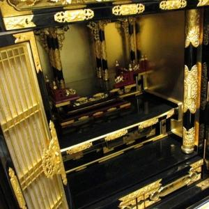 埼玉県ふじみ野市の仏壇店 仏壇のあすかの店長の日記 「金色のお仏壇」