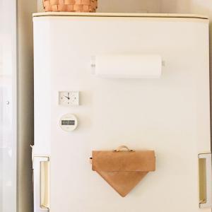 少数精鋭でお気に入りの冷蔵庫まわり