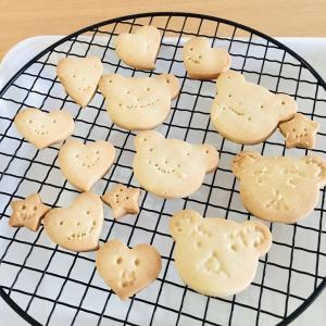またまたクッキー作り^^♪