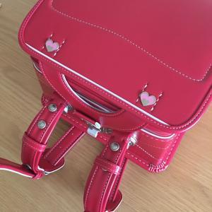 大峽製鞄のランドセルを購入しました^^
