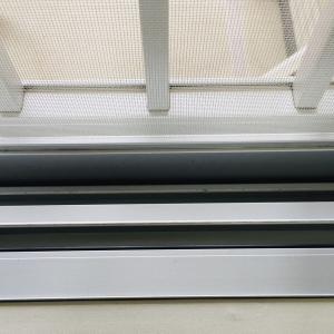 小窓の網戸掃除
