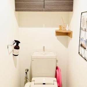 トイレをプチ改善!掃除がぐんとしやすくなりました^^
