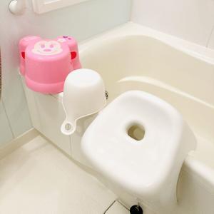 風呂釜掃除と浴室の頑固なカビ掃除