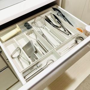 【キッチンツール収納の掃除】最近買ったお気に入りのキッチンツール♪