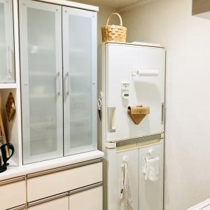 【冷蔵庫下と背面の掃除】ビフォーアフター!