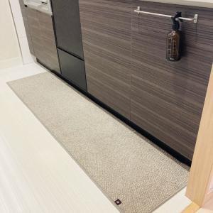 キッチンの床をリセット!キッチンマットはいる?いらない?